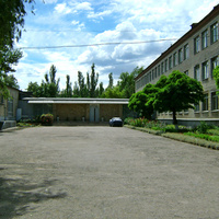 Школа №3 (бывшая ). Ныне гимназия =Интелект =