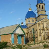 Церква в Щурiвцях