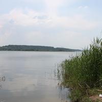 Карнауховка. На берегу Северского Донца.