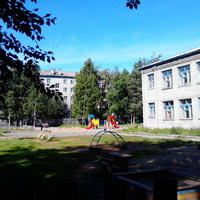Площадка детсада Солнышко в Онеге