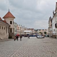 Площадь перед замком