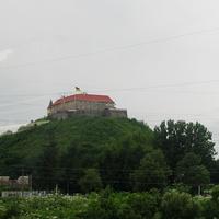 """Мукачевский замок """"Паланок"""""""