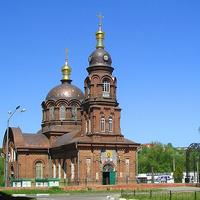 Кафедральный собор Александра Невского построен в 1903 году.