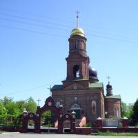 Вознесенский храм основан в 1870 году. В 1882 году построен и освещен.