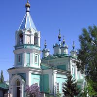 Ильинский храм построен в 1872 году.