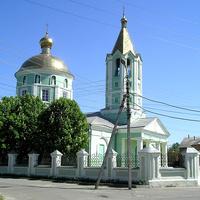 Свято-Тройцкий храм.