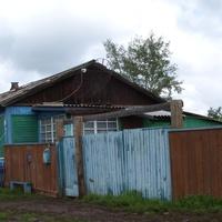 Дом, в котором прошло мое детство...