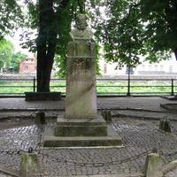 Памятник Е. А. Фенцику
