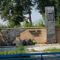 Землякам сёл: Пирочи, Городец, Негомож погибшим в Великой Отечественной войне за освобождение нашей Родины