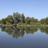 """Парк регионального значения """"Ключи"""". Пруд."""