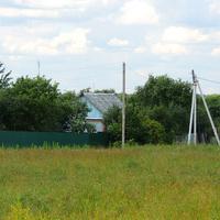 Деревня Орехово