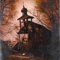 Старая церковь в д.Куцевичи. Фото примерно 1977г.