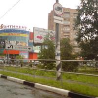 Поворот на ул.Гагарина