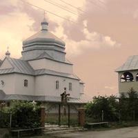 Греко-католицька церква Введенія в храм Пресвятої Богородиці (1804 р.)
