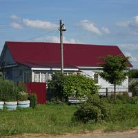 Дом в деревне Коломенская