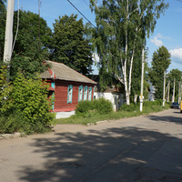 Володарского улица