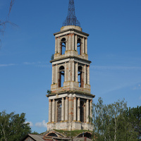 Колокольня Николаевской церкви