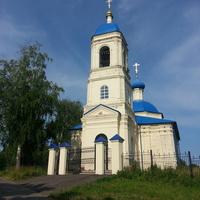 Церковь Преображения Господне село Спас-Дощатый