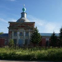 Венев, улица Володарского, 58. Воскресенский собор