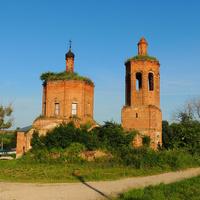 Церковь Флора и Лавра в Свиридово