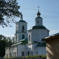 Иоаннопредтеченская церковь