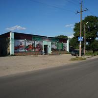 Революционная улица, магазин Юбилейный