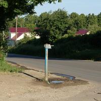 Перекрёсток улиц Лермонтова и Революционной