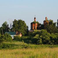 Свиридово 1-е, церковь Флора и Лавра