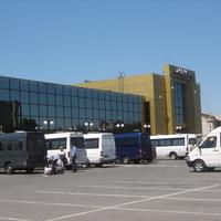 Харьков. Новый корпус железнодорожного вокзала.