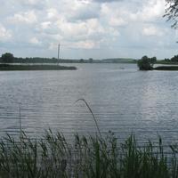 озеро в Люшневе