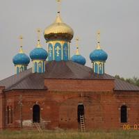Покровский храм с.Яблонева