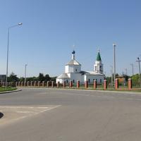 Храм Преображения Господня в Верзилово