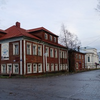 Каргополь. Октябрь 2012.