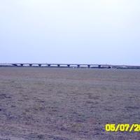мост через реку Шакат