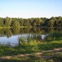 Озеро в Першаи