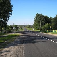 Улицы дер. Першаи