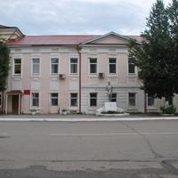 Редакция районной газеты