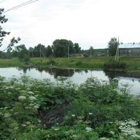 Надкопанье, речка Косопаша.