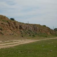 Дорога к п. Селитренное