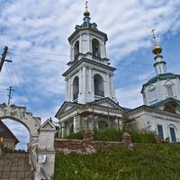 Церковь Рождества Пресвятой Богородицы (с. Роща)