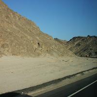 Дорога Сафага - Кена