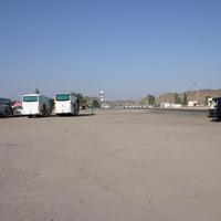 Дорога Сафага - Кена, стоянка
