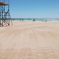 пляж Паралия