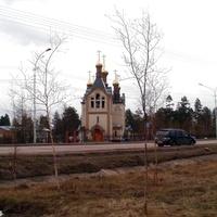 Храм Казанской иконы Божией Матери г. Нерюнгри