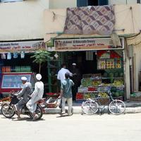 Магазинчик в Луксоре