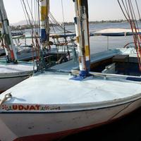 Луксор, Нил, яхта