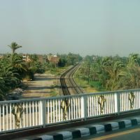 Луксор, железная дорога