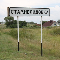 Старая Нелидовка. Ул. Вольная