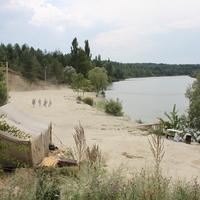 Старая Нелидовка. Пруд Байкал.