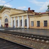 """Ж/Д вокзал """"Гороблагодатская"""""""